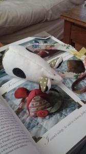 little cow mouse