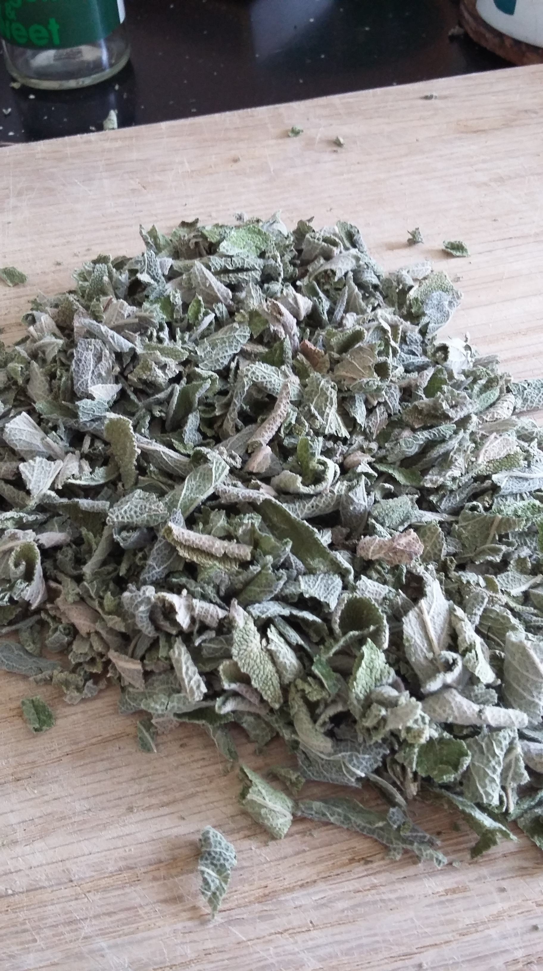today i made dried sage � today i made�