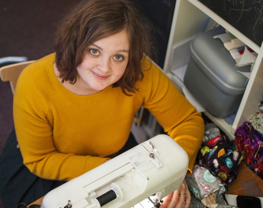Great British Sewing Bee- Interview with Deborah Simms