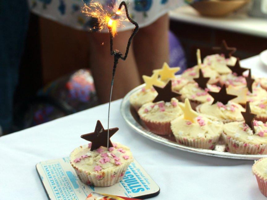 Baking and Birthdays